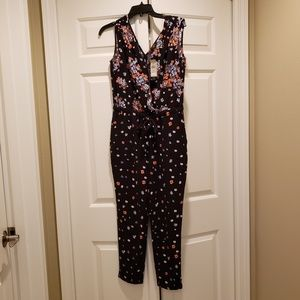 Loft Bouquet Toss Jumpsuit, XSP